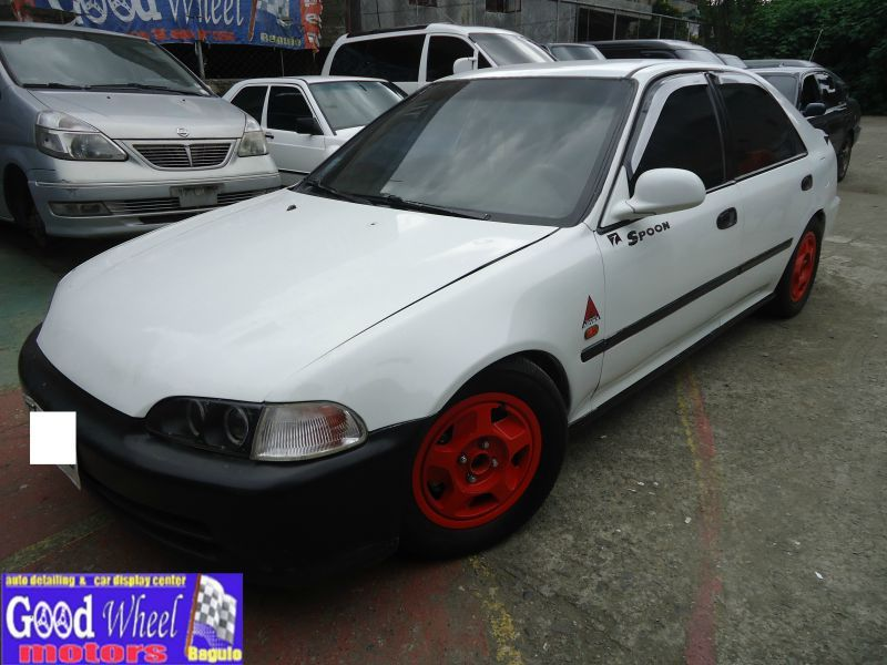 1994 honda civic esi for sale 150 000 km manual. Black Bedroom Furniture Sets. Home Design Ideas
