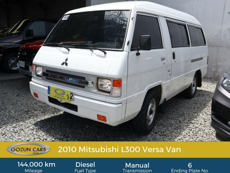 e85466da79 2010 Mitsubishi L300 Versa Van for sale
