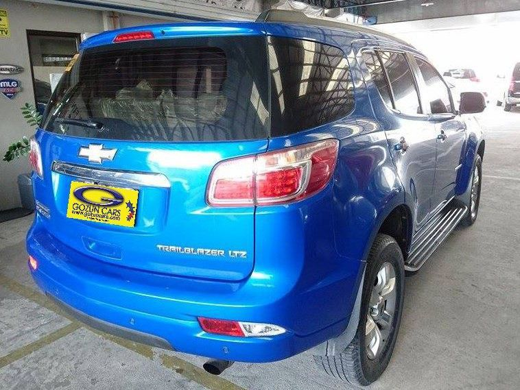 2013 Chevrolet Trailblazer for sale | 61 000 Km | Automatic transmission - Gozun Cars