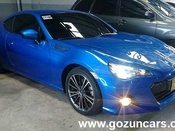 2013 subaru brz for sale 21 000 km automatic transmission gozun cars. Black Bedroom Furniture Sets. Home Design Ideas