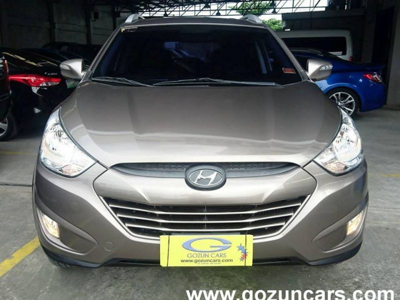 2013 hyundai tucson for sale 46 000 km automatic transmission gozun cars. Black Bedroom Furniture Sets. Home Design Ideas