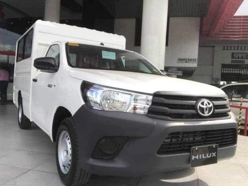 2020 Toyota Hilux Fx With Rear Ac Mt Philippine Sale Promo For Sale Brand New Manual Transmission Brand New Toyota Cars Philippines