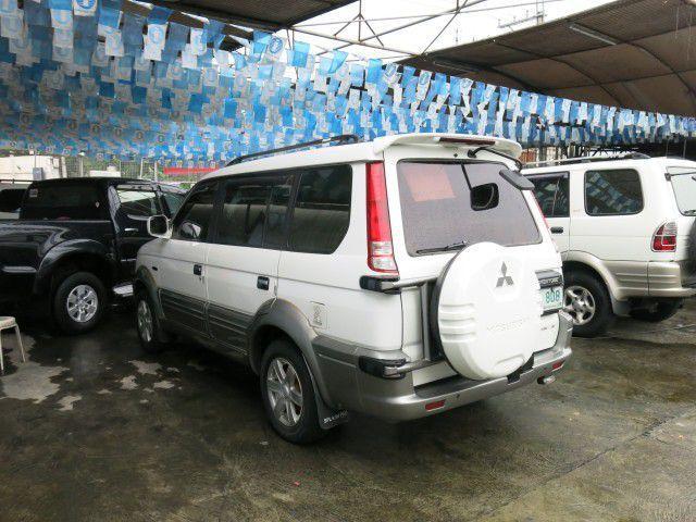 2003 mitsubishi adventure for sale 70 000 km manual transmission high end platinum cars. Black Bedroom Furniture Sets. Home Design Ideas