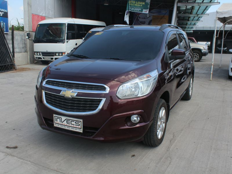 2015 Chevrolet Spin For Sale 28 000 Km Automatic Transmission