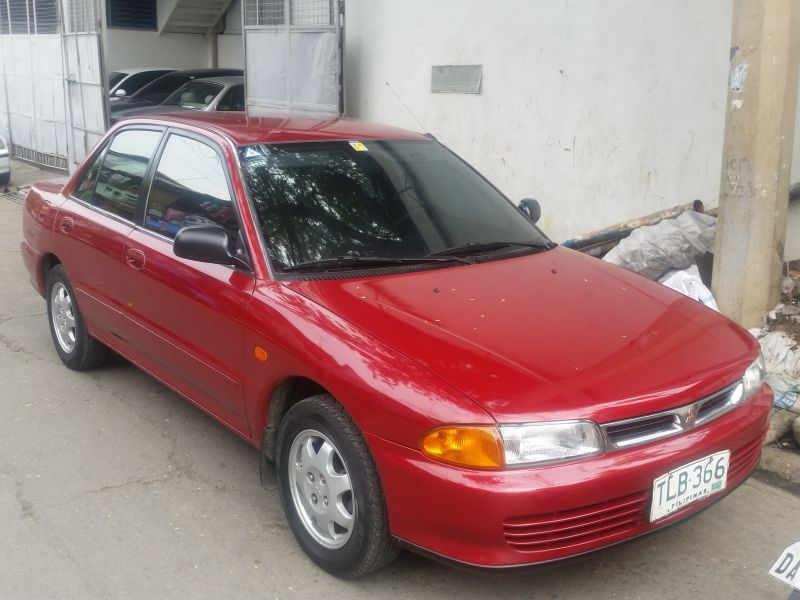 1993 mitsubishi lancer glxi for sale 118 000 km manual rh dealerlogin co Mitsubishi Lancer Evolution 2002 Mitsubishi Lancer