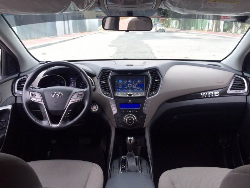 2014 Hyundai Santa Fe For Sale 22 000 Km Automatic Transmission Warren Borlagdan