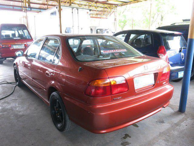 1999 honda civic sir for sale 92 000 km manual transmission lloyd auto sales. Black Bedroom Furniture Sets. Home Design Ideas