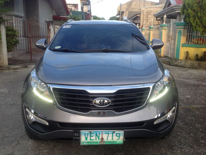 2011 kia sportage for sale 88 000 km automatic transmission lucena auto mall. Black Bedroom Furniture Sets. Home Design Ideas
