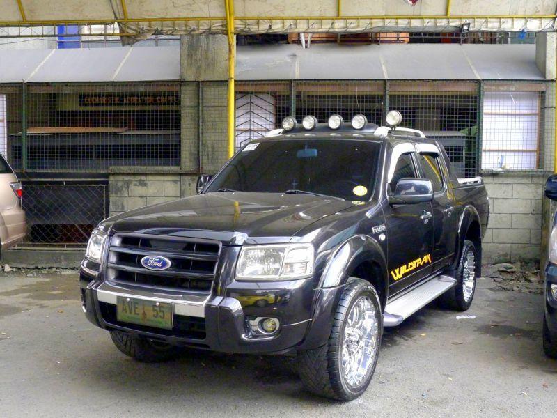 2008 ford ranger for sale 69 000 km manual transmission lucky 32. Black Bedroom Furniture Sets. Home Design Ideas