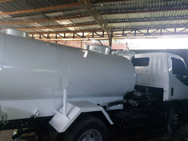 2000 Mitsubishi Canter 4M51 Water Tanker for sale | Brand New - MGU