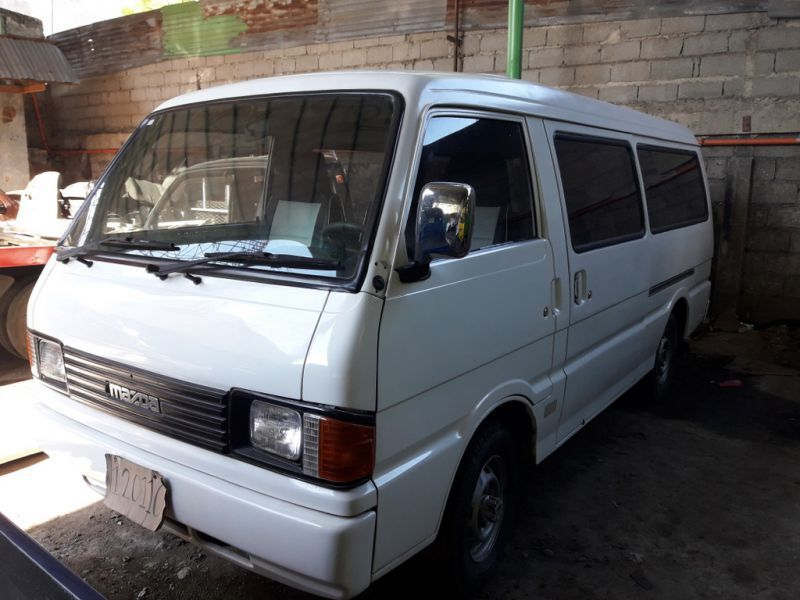 1996 Mazda Bongo Van For Sale