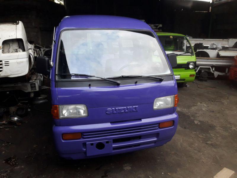 3ad831b2fd 1997 Suzuki Multicab Scrum Van 4x4 MT Violet for sale