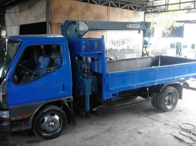 Automatic transmission for Canter 4m51