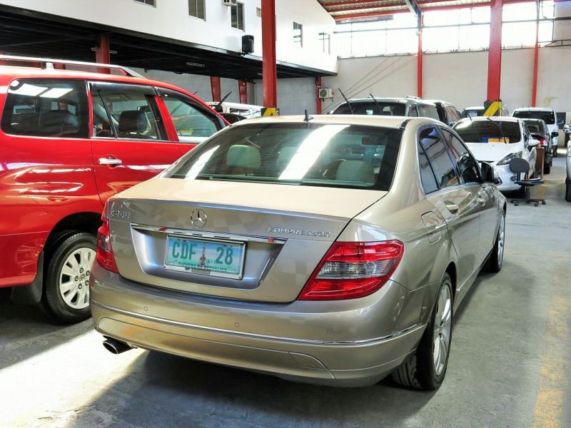 2007 mercedes benz c200 kompressor for sale 1 km automatic transmission marvin. Black Bedroom Furniture Sets. Home Design Ideas