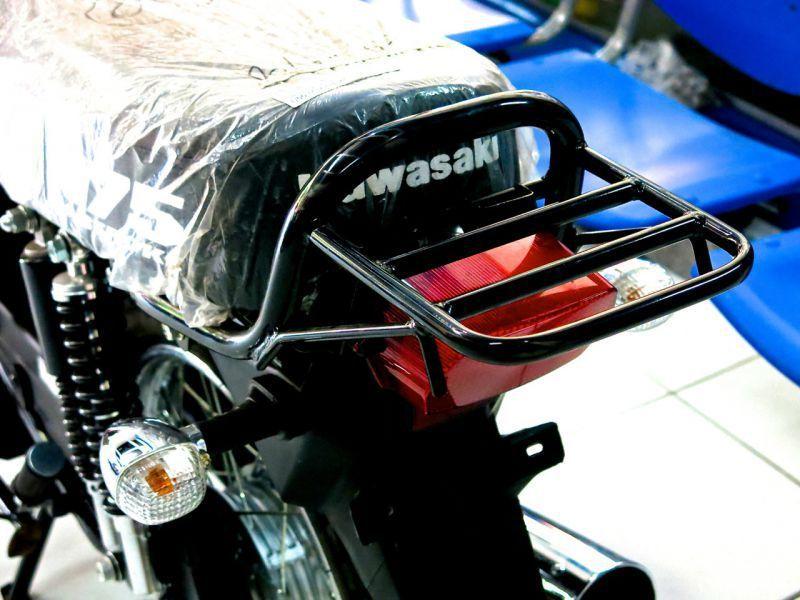 2014 Kawasaki Barako Ii 175 For Sale