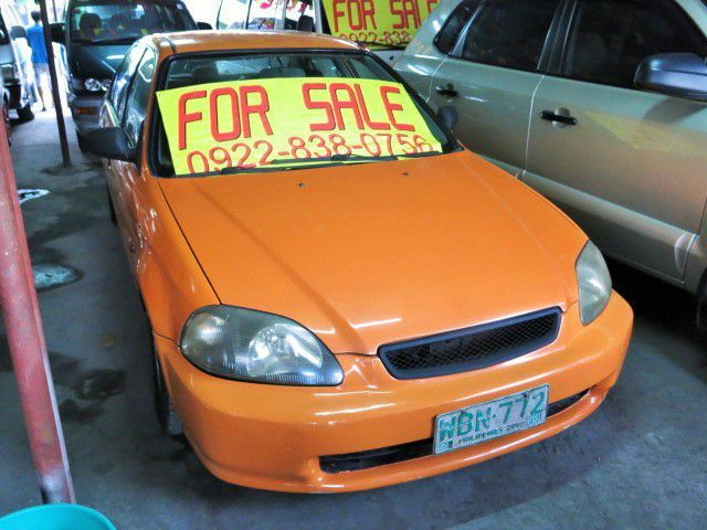 1998 honda civic for sale 1 km manual transmission rjc auto center. Black Bedroom Furniture Sets. Home Design Ideas