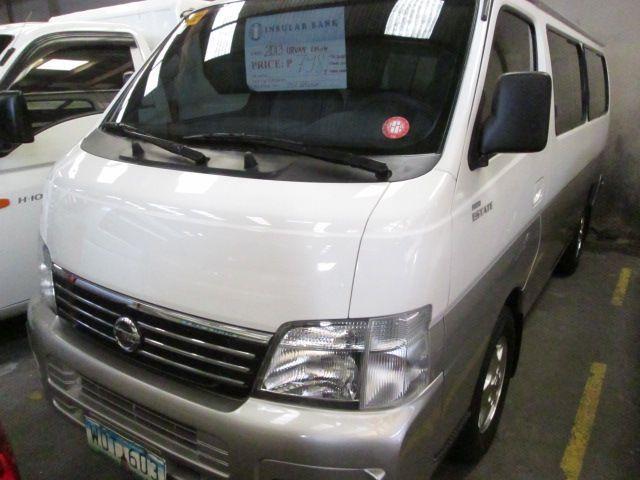 2013 Nissan Urvan Estate for sale | Brand New | Manual transmission ...