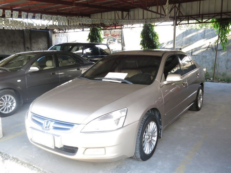 2004 honda accord for sale 138 000 km automatic transmission rudy vallestero. Black Bedroom Furniture Sets. Home Design Ideas