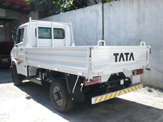 2017 Tata SFC 407 4 5 tons w/ drop side body for sale