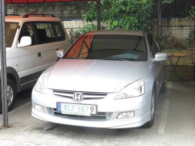 2003 honda accord for sale 1 km automatic transmission the new car fair. Black Bedroom Furniture Sets. Home Design Ideas