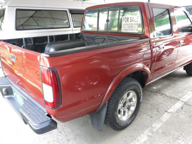 2002 nissan frontier for sale 1 km automatic. Black Bedroom Furniture Sets. Home Design Ideas