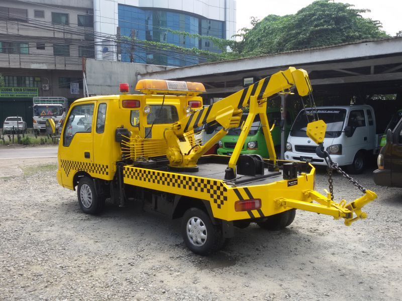 2002 Kia Bongo Tow Truck For Sale