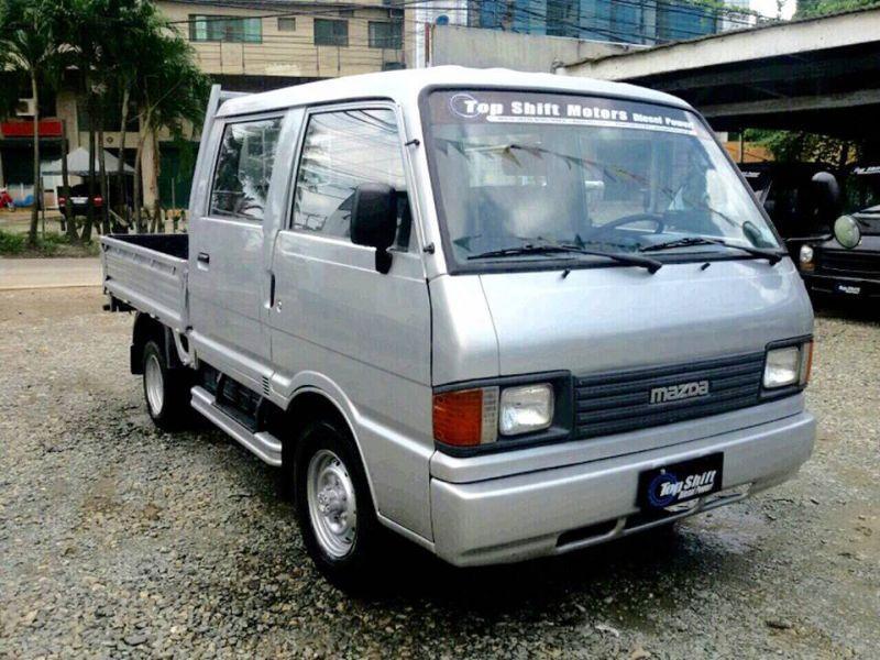 2000 Mazda Bongo Double Cab for sale | 70 000 Km - Top Shift Motors