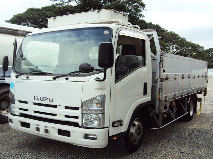 2018 Isuzu Elf Dropside Cargo for sale | 100 000 Km - Truck