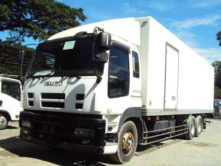 2018 Isuzu Gigamax Ref Van for sale | 100 000 Km - Truck Star Motor