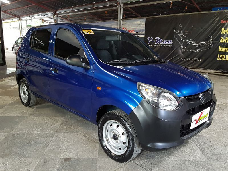 Auto Repair Shop For Sale Philippines: 2016 Suzuki Alto For Sale