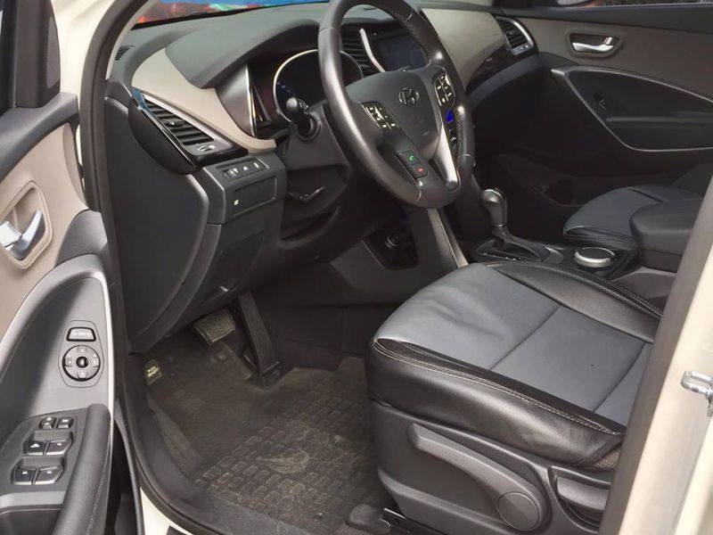 Manual Transmission Hyundai Santa Fe 2015