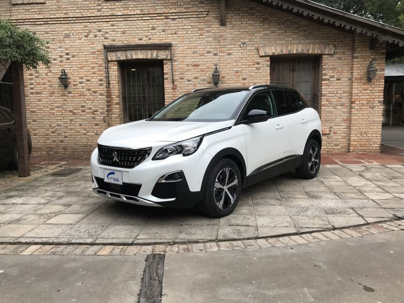 2019 peugeot 3008 allure al venta nuevo km0 automatic caja martin masi automoviles. Black Bedroom Furniture Sets. Home Design Ideas