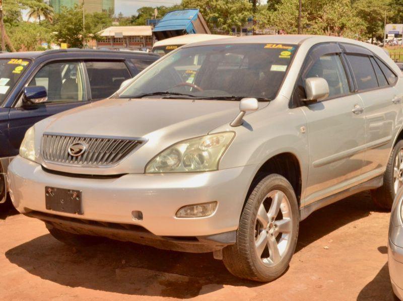 Zia Auto Sales >> Used Toyota for sale in Kampala - Al - Zia Trading Uganda