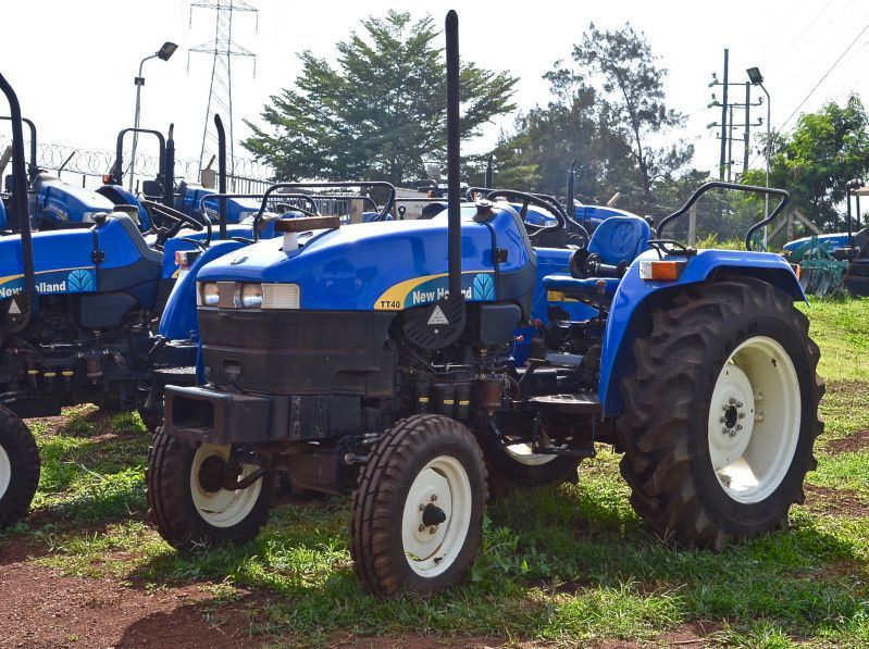 New holland Tt75 Tractor manual on