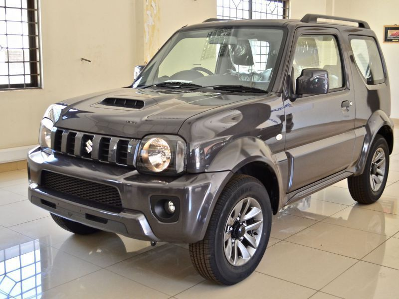 2017 suzuki jimny for sale brand new automatic. Black Bedroom Furniture Sets. Home Design Ideas