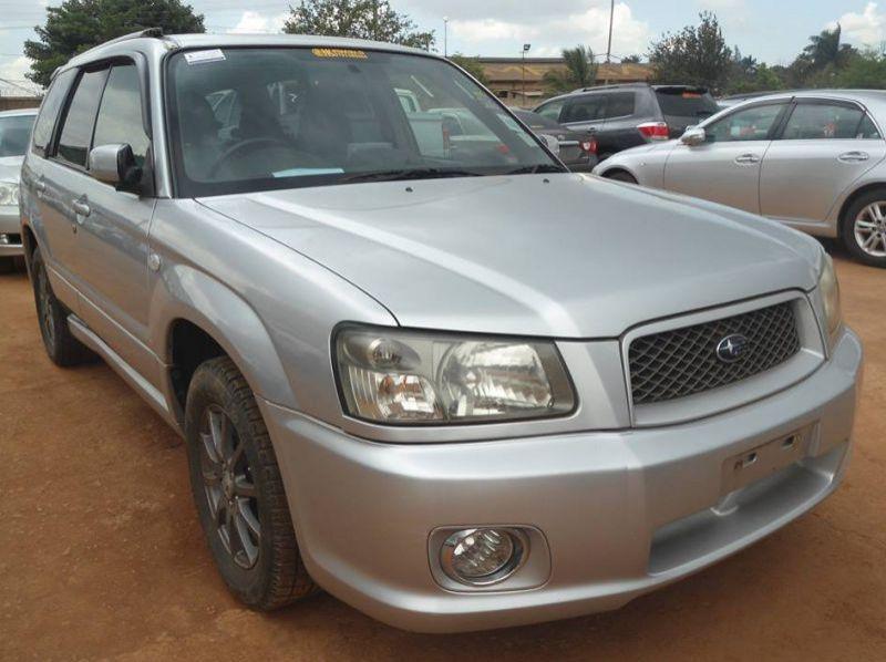 Used subaru for sale in kampala dedan motors uganda for Used subaru motors for sale