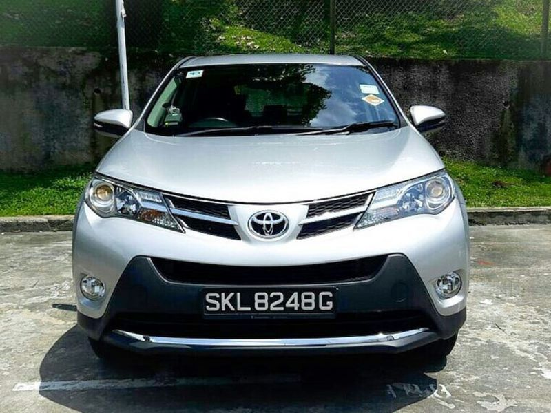 2013 Toyota Rav 4 For Sale 55 994 Km Automatic