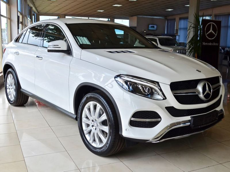 2017 Mercedes Benz Gle 400 4matic For Sale Brand New Automatic