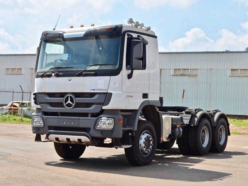 2017 Mercedes-Benz Actros 3340 (semi-trailer) for sale